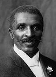 a biography of george washington carver born into slavery Improve your knowledge on who george washington carver is and learn more with dk find out  carver was born into slavery but gained an education against the odds,.