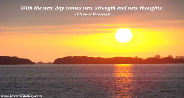 new day quotes inspirational quotes about new day